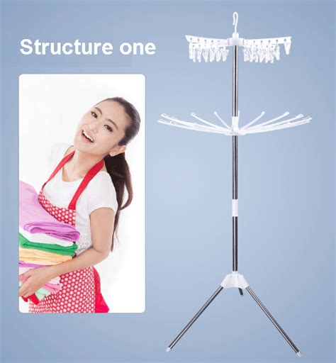 Jemuran Baju 150 Cm rak jemuran baju lipat model menara x8 grosir cirebon