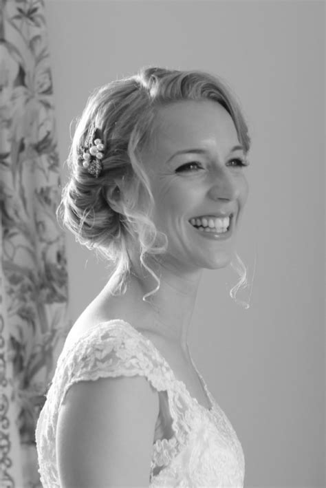 Vintage Wedding Hair Norfolk by Amelia Garwood Wedding Hair Make Up Artist Norwich