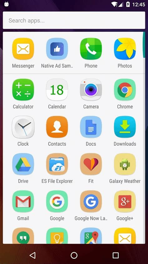 so launcher galaxy s7 launcher s7 galaxy launcher pro v1 0 1 apk free top free and software