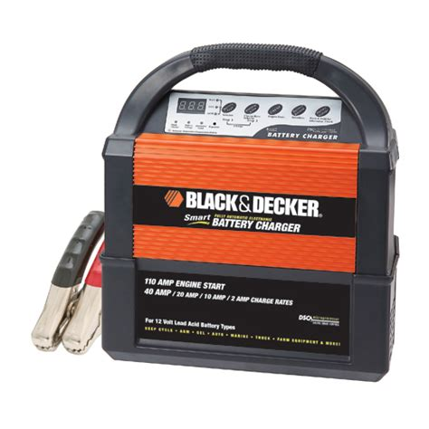 black decker smart battery charger black decker vec1093dbd smart battery 40 20 10