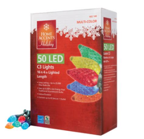 the home depot christmas light trade in 3 5 off led