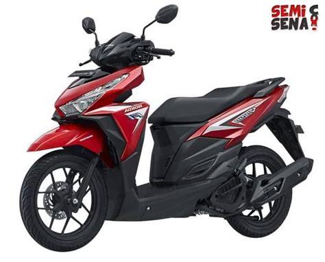 Honda Vario 125 Esp Spare Part Harga harga vario new auto design tech