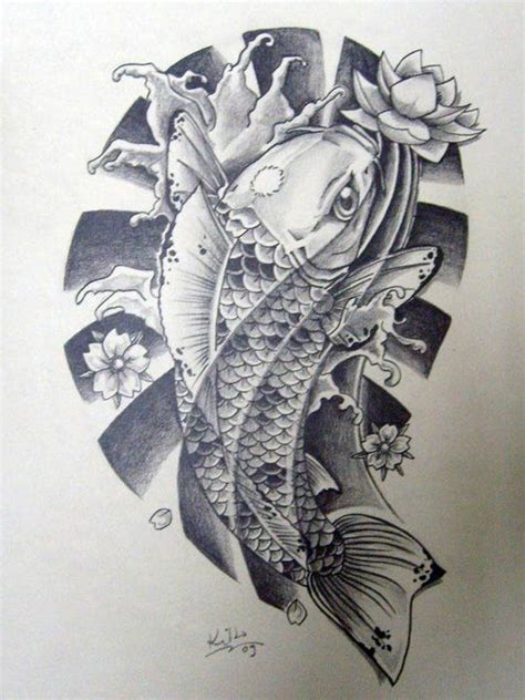 japanese koi dragon tattoo designs japanese koi designs black n white japanese koi