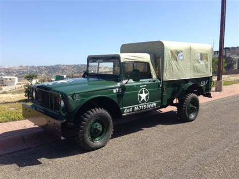 Jeep Truck For Sale 1967 M715 Jeep Kiser Truck For Sale Photos