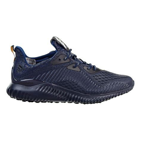 Adidas Alphabounce Engineered Mesh Collegiate Navyblack adidas alphabounce ams m s shoes mystery blue