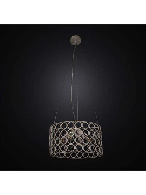 modern chandelier design dove gray 4 lights bga 2882 s40