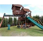 Childrens Treehouse For Sale