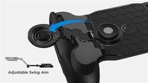 Gamesir F1 Joystick Grip For Smartphone Gaming gamesir f1 joystick controller grip for moba mmorpg