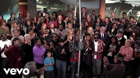 quincy jones we are the world various artists we are the world 25 for haiti youtube