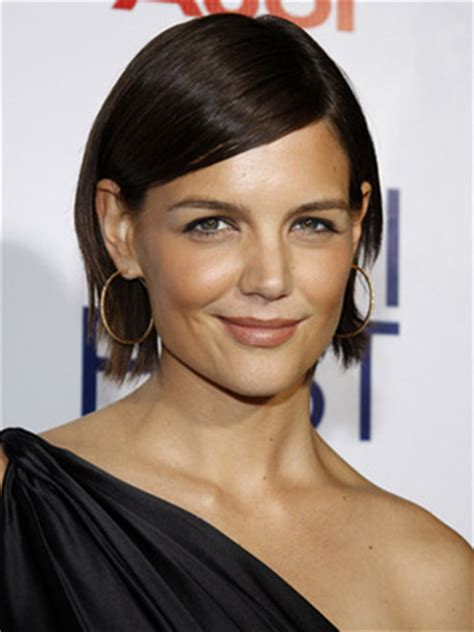 lhj com try a hairstyle katie holmes bob hair