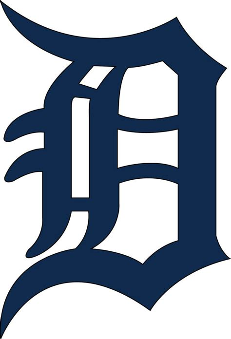 detroit tigers colors detroit tigers d vinyl decals different
