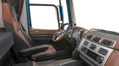 new line upholstery les nouveaux mod 232 les cf et xf daf trucks suisse