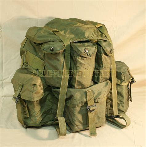 army bags and packs usgi us large olive drab field pack