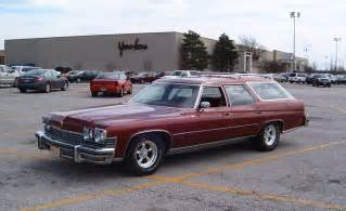 Buick Estate Curbside Classic 1974 Buick Estate Wagon Hold The