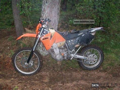 2000 Ktm 400 Exc 2000 Ktm 400 Exc Racing Moto Zombdrive