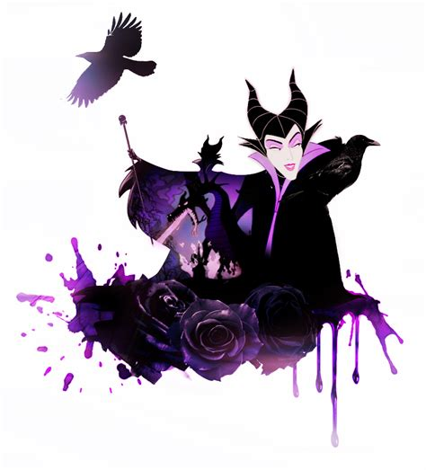 maleficent by panchecco on deviantart