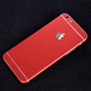 Tapestry Duvet Cover Matte Red Iphone Sticker Skin Cover