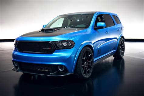 dodge durango the sema debut of the dodge durango shaker the official