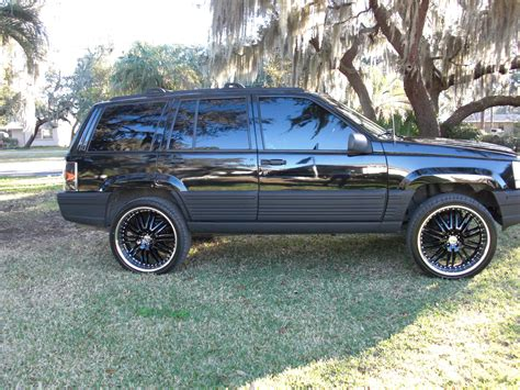 Kickmyjeep 1995 Jeep Grand Cherokee Specs Photos