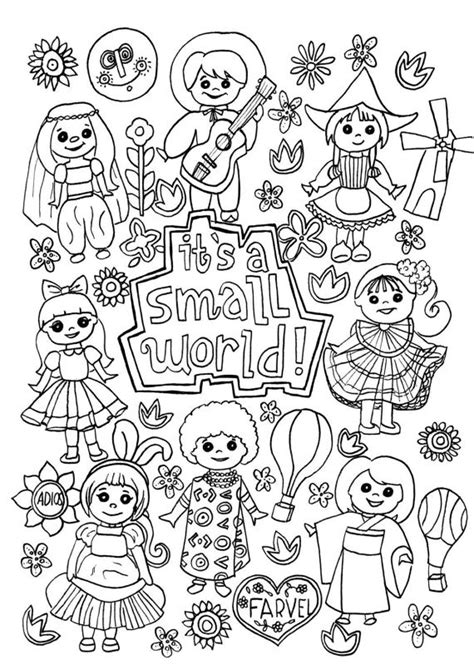 small earth coloring page printable disney christmas coloring pages