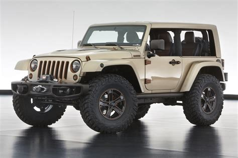 Who Makes Jeep Jeep Makes Six Concepts For The 47th Annual Moab Easter Safari