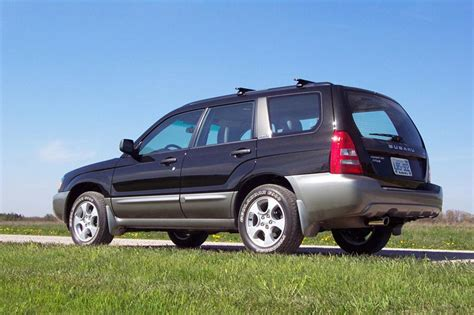2003 subaru forester reviews used vehicle review subaru forester 2003 2008 autos ca