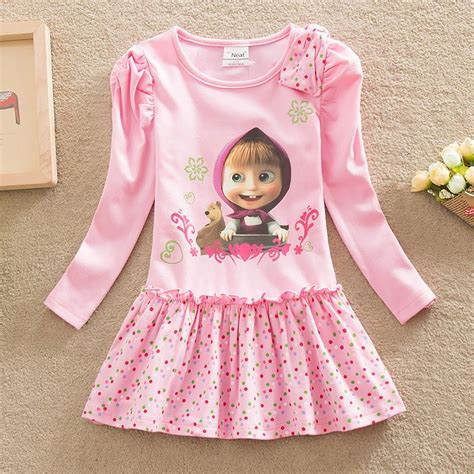 pattern baby girl clothes online buy wholesale dress bear from china dress bear