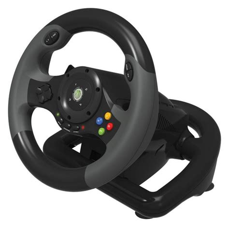 volanti xbox volant officiel microsoft xbox 360 racing wheel ex 2