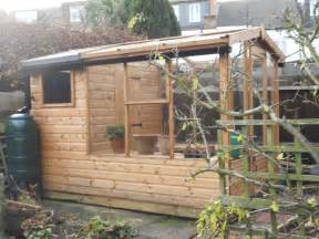 Greenhouse Shed Plans by Garden Sheds With Greenhouses Quotes