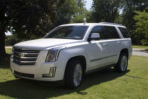 2016 Cadillac Escalade 4wd Platinum Review