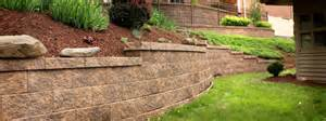 steel city landscaping retaining walls steel city landscape inc