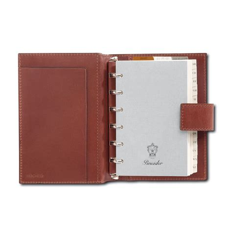 Cover Organizer Small Brown leather planners and organizers images