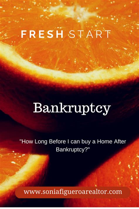 when can you buy a house after bankruptcy can i buy a house after chapter 7 or chapter 13 bankruptcy