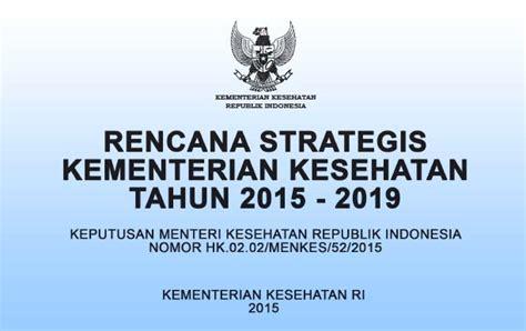 E Katalog Alat Kesehatan 2015 Rencana Strategis Kementerian Kesehatan Tahun 2015 2019