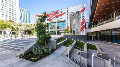 design center san jose san jos 233 convention center expansion verde design inc