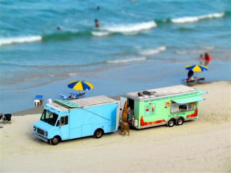 The Dining Room Miami food truck