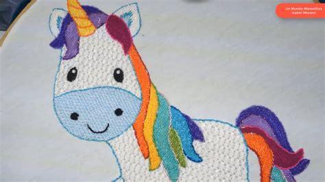 imagenes de fantasia unicornios puntada fantas 237 a unicornio un mundo maravillisa youtube