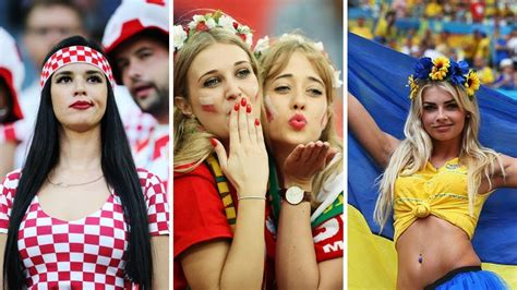 hot female fans world cup 2018 100 hot female fans in fifa world cup 2018 youtube