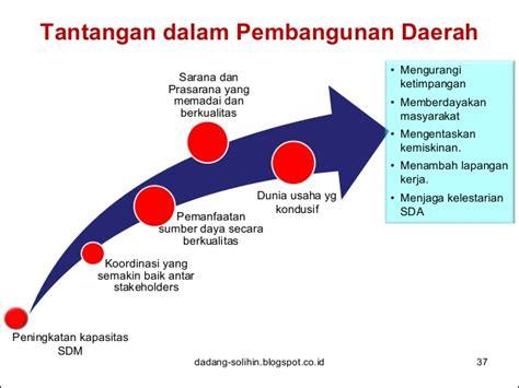 Pokok Pokok Pemerintahan Di Daerah pokok pokok pikiran anggota dprd dalam perencanaan