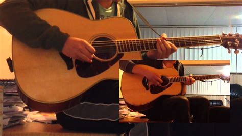 in a burning room acoustic in a burning room chords and tab acoustic cover mayer