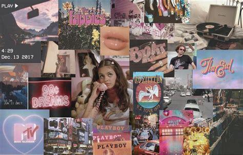 mood board laptop wallpaper desktop wallpaper art