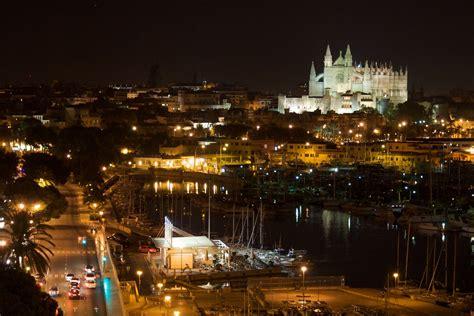 cathedral  palma de mallorca  night niklas morberg flickr