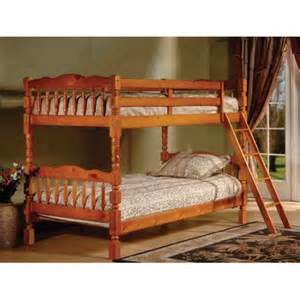 Bunk Bed Safety Rail Inroom Designs Bunk Bed With Ladder And Safety Rail Walmart