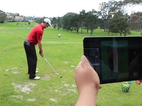 automatic golf swing swing profile auto capture golf swing analyzer