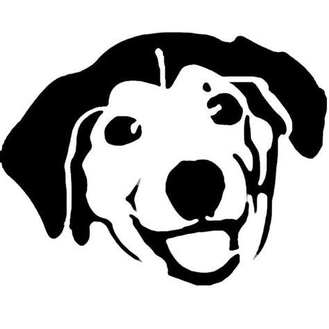 printable stencils of dogs advice dog stencil template stencil templates