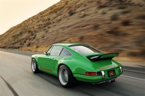porsche 911 vintage singer design porsche 911 classic picture 50741
