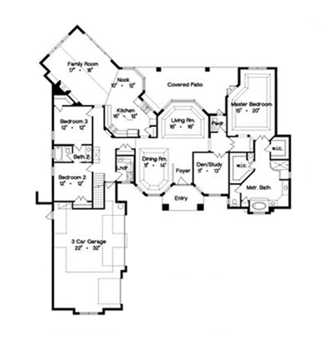 house plan 45 8 62 4 european style house plan 3 beds 2 5 baths 2851 sq ft