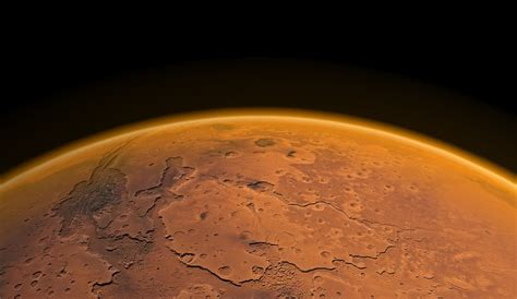 Are From Mars scientists find signs of liquid water on the surface of mars