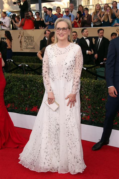 What Meryl Streep Should Wear by Meryl Streep Will Not Wear Chanel Tonight But Not Because