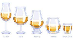 bicchieri rum degustazione tecniche di degustazione whisky rum e